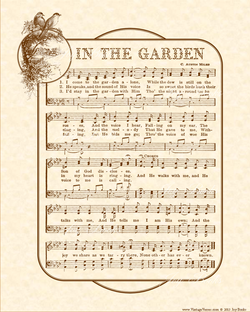 Hymn In The Garden Lacavedesoyecom